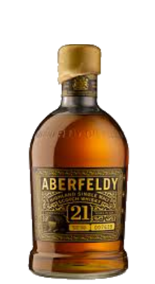 Aberfeldy 21 Years Old Highland Single Malt Whisky
