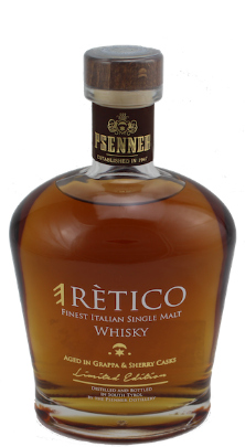 Italian Single Malt Whisky eRetico Psenner